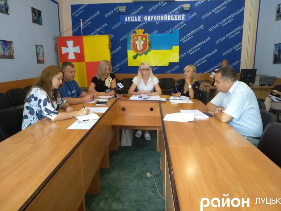 Під час засідання комісії