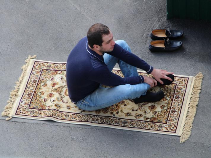 Намаз мусульман