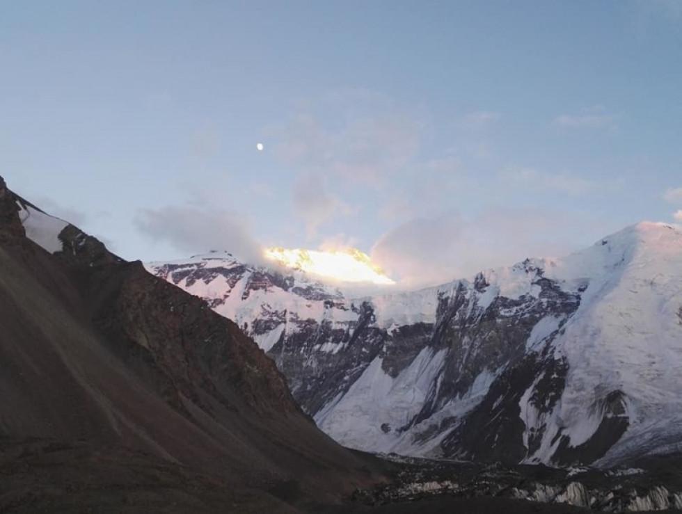 Краєвиди, які зазнімкував луцький альпініст