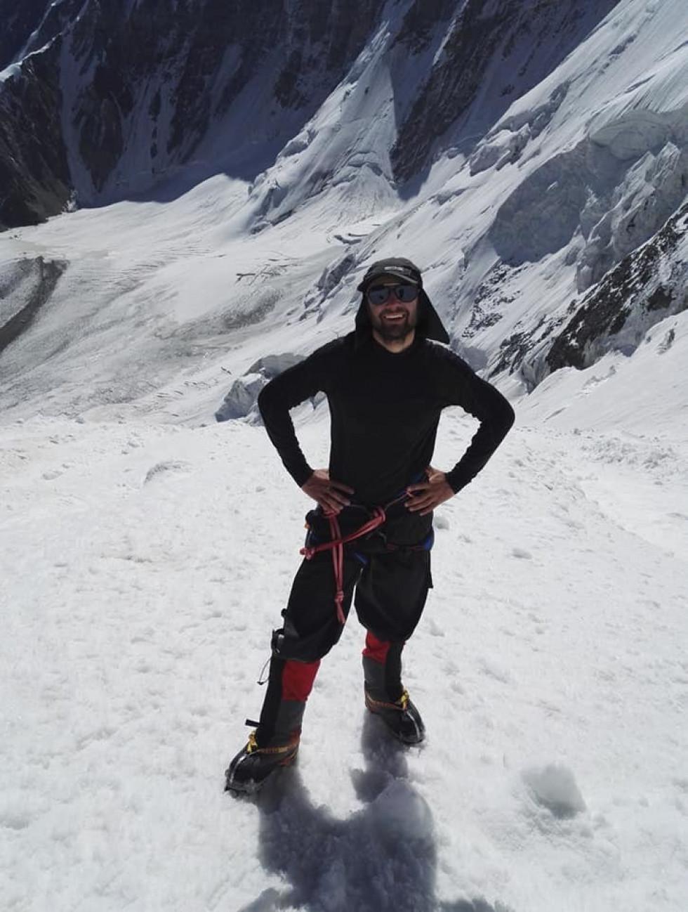 Луцький альпініст Денис Пєсков повернувся з подорожіі Таджикистаном