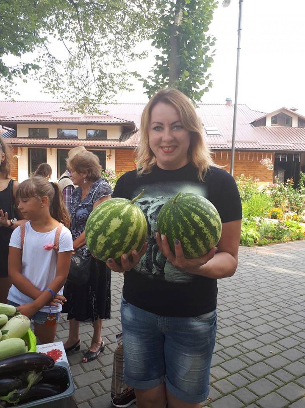Директорка зоопарку Людмила Денисенко Денисюк