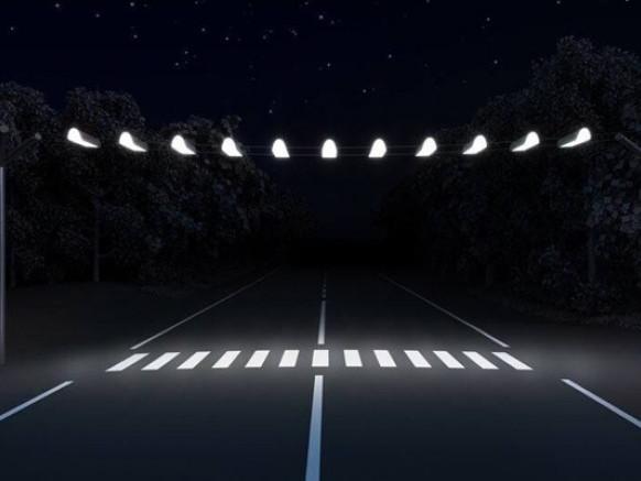 У Луцьку відремонтували освітлення на «зебрах»