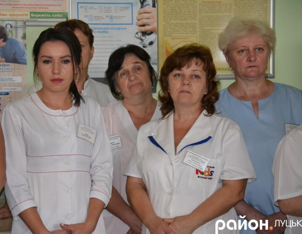 Медичний персонал