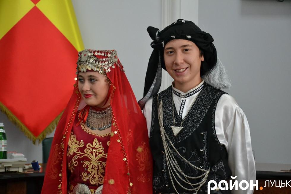 Гості з Туреччини