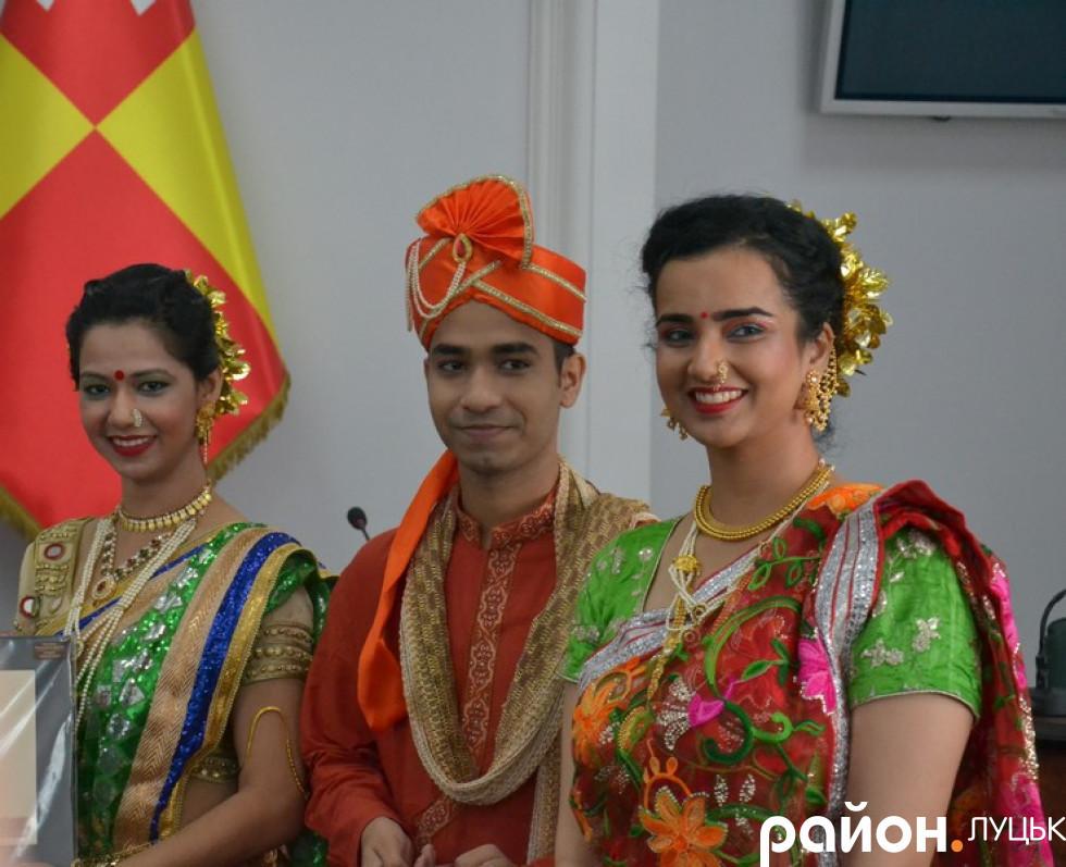 Гості з Індії