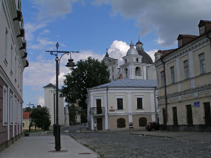 Вулиця Кафедральна