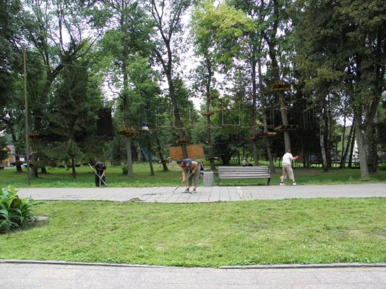 У Луцьку відбулися громадські прибирання