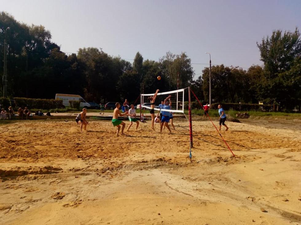 Відкритий кубок міста Луцька з пляжного волейболу