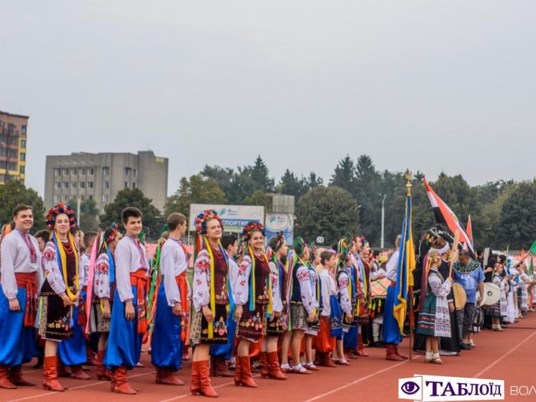 У Луцьку відбулося урочисте закриття міжнародного фестивалю