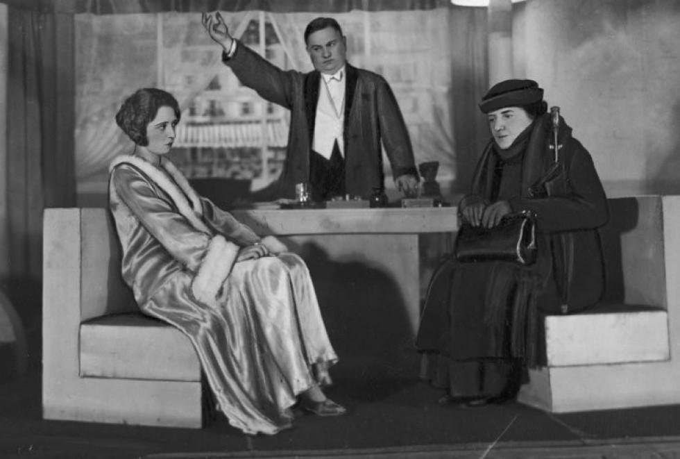У фотоколекції чимало світлинпоказують життя Луцьку в міжвоєнний період