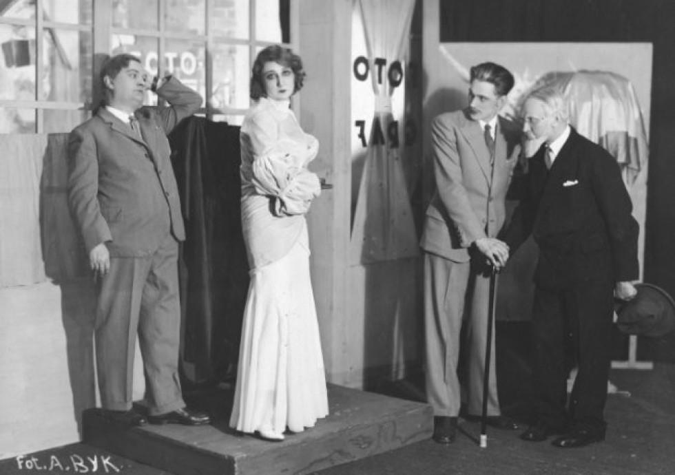 Луцькі театрали в у 1920-1930-х роках