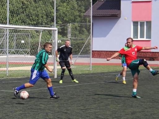 Міжнародний турнір з футболу серед ветеранів