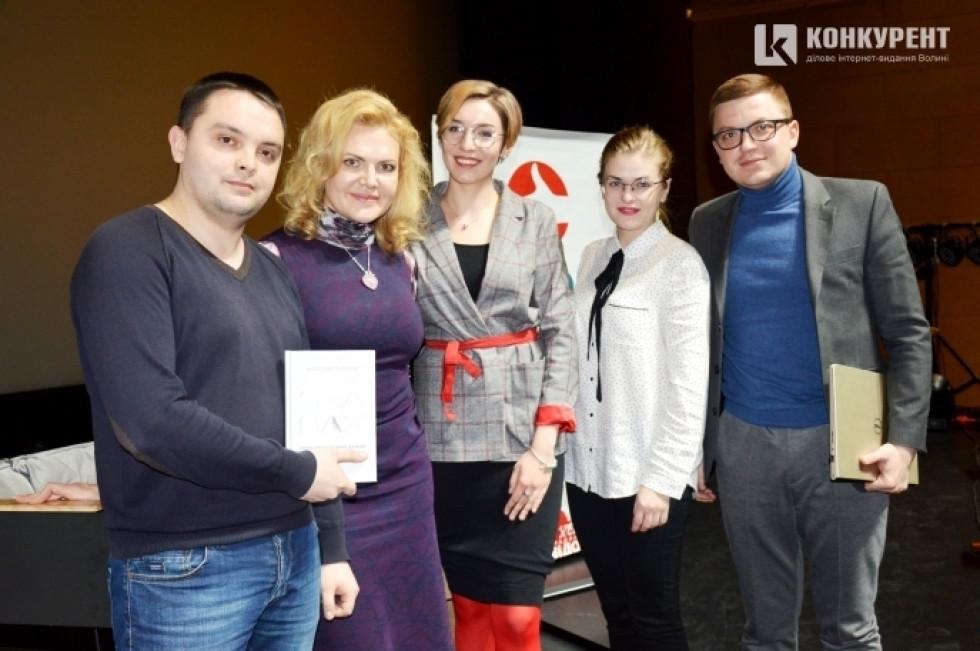 На зустрічі із екс-гендиректоркою «Майкрософт Україна Надією Васильєвою