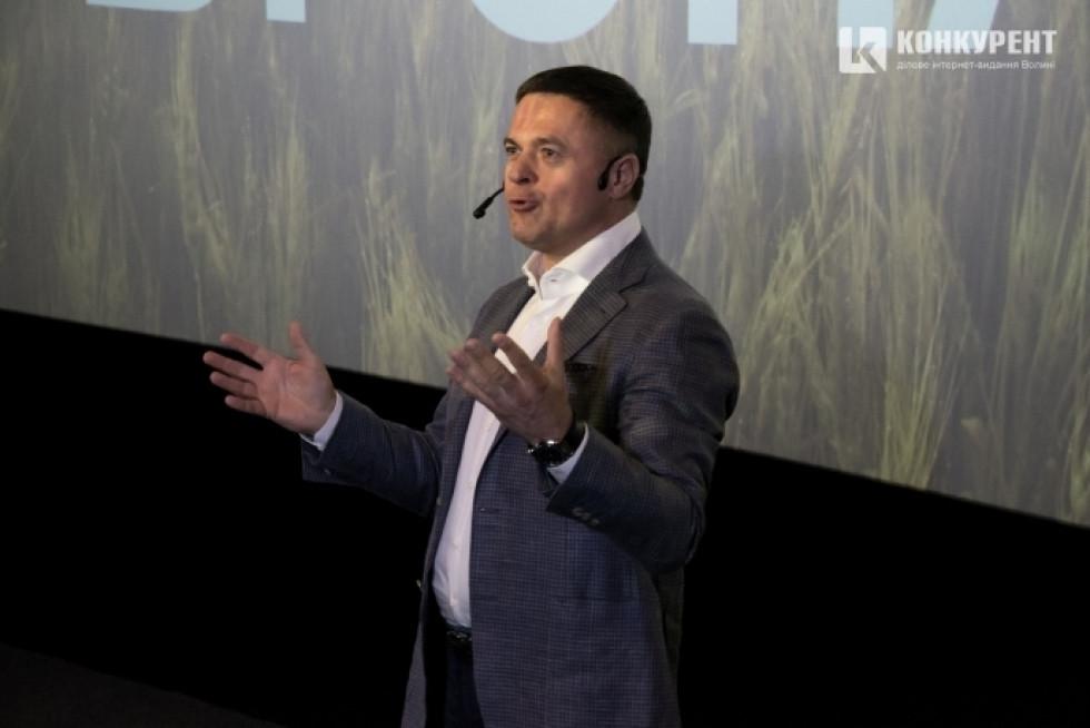 Петро Пилипюк генеральний директор компанії «Модерн-Експо»