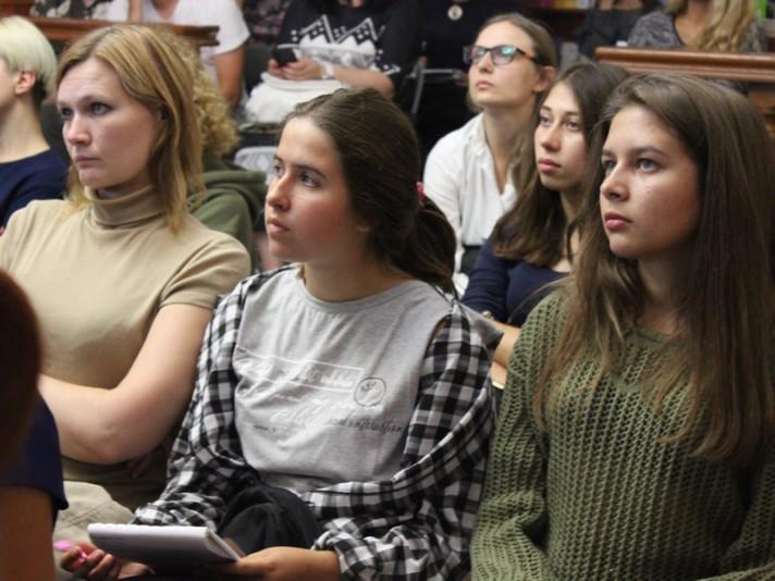 У Луцьку розповідали про сучасну українську драматургію
