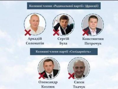Депутати-відкликанці