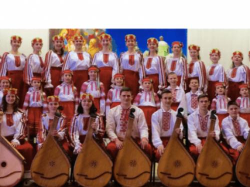 Горохівський «Кобзарик» отримав обласну премію в галузі культури і мистецтв