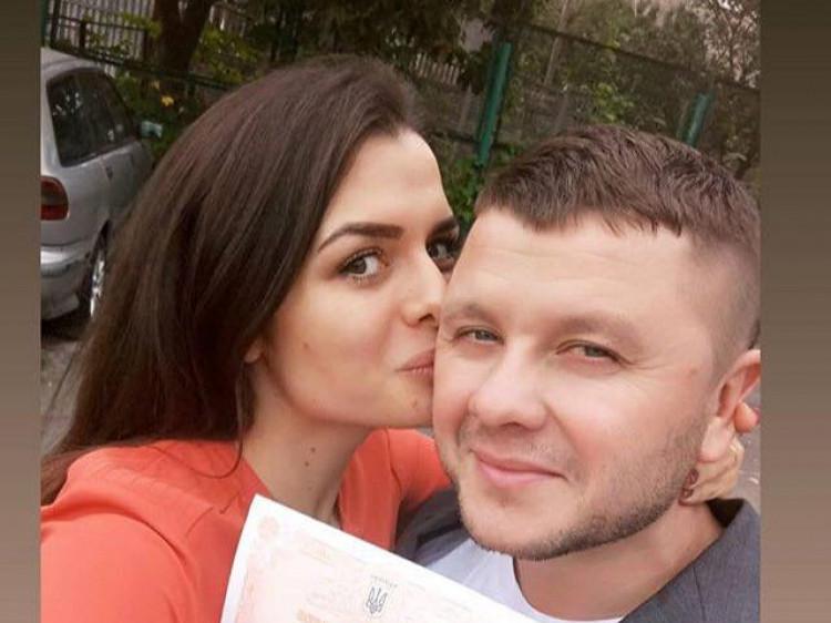 Вікторія та Сергій