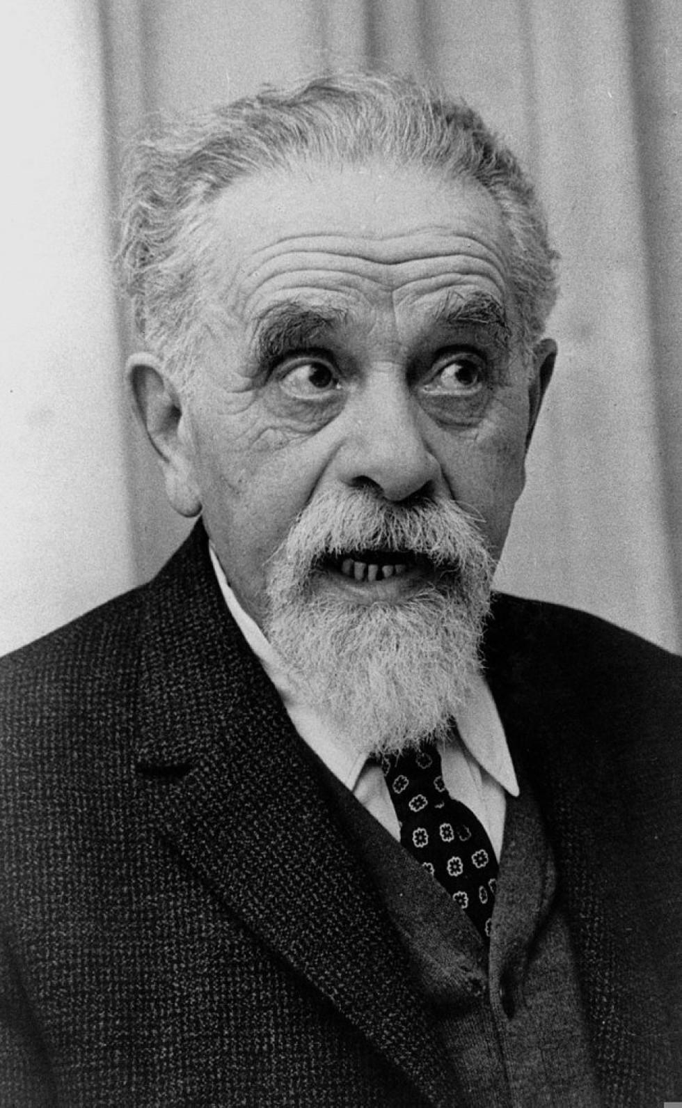 Ісаак Грюнбаум, засновник «Блоку Національних Меншин»