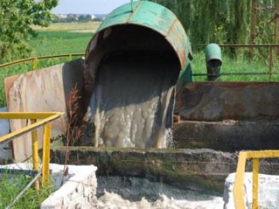 Забруднення води
