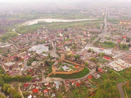 Старе місто Луцька