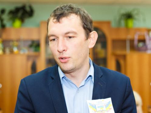 Голова громадської ради при ОДА Юрій Моклиця