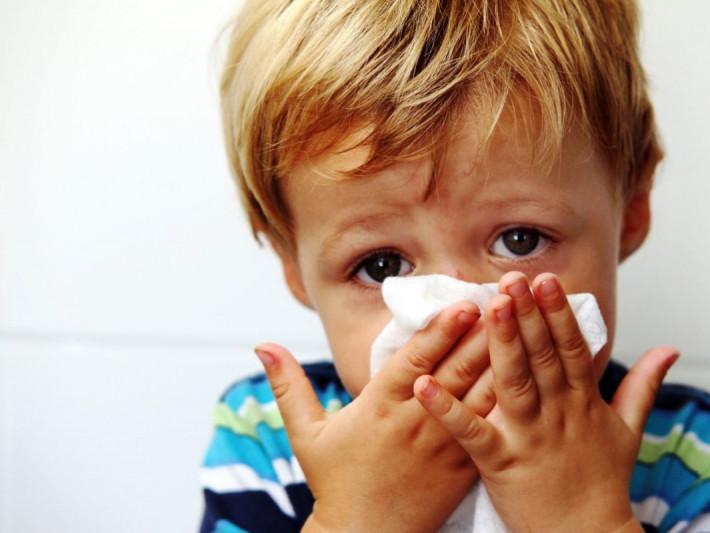 Дитина захворіла