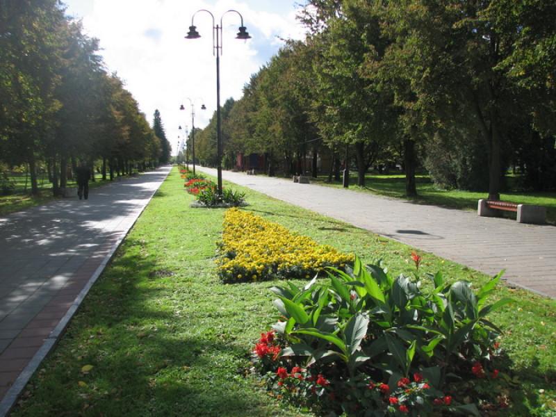 Парк культури та відпочинку