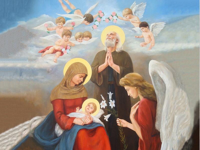 Свято Різдва Пресвятої Богородиці