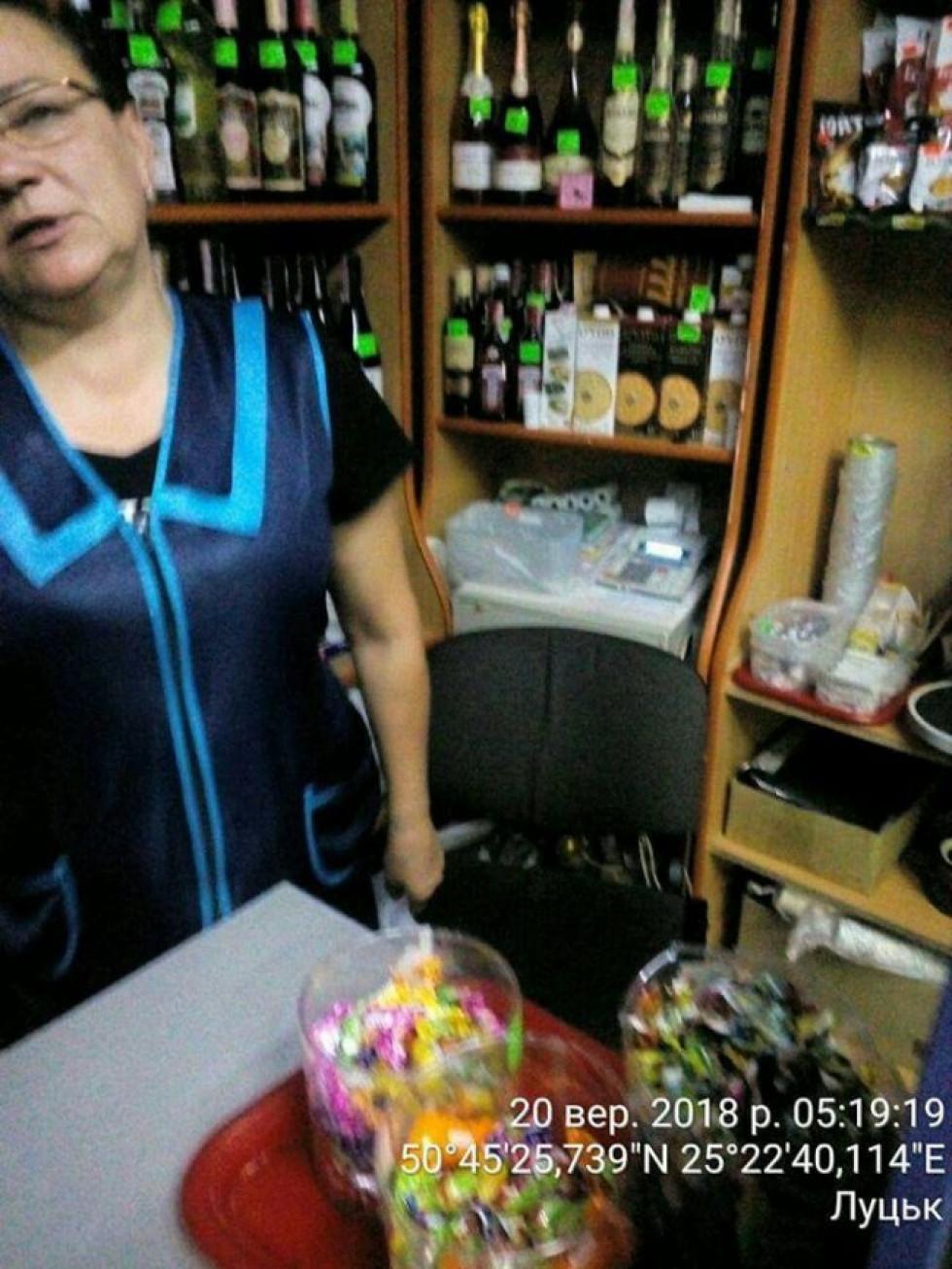 Торгівля алкоголем вночі