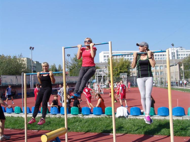 У СНУ відзначили Міжнародний день студентського спорту