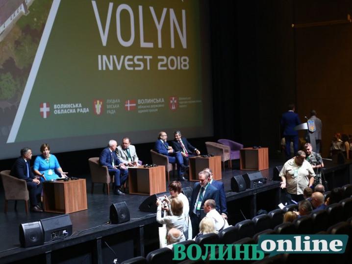 Бізнес-форум «Волинь-Інвест 2018»
