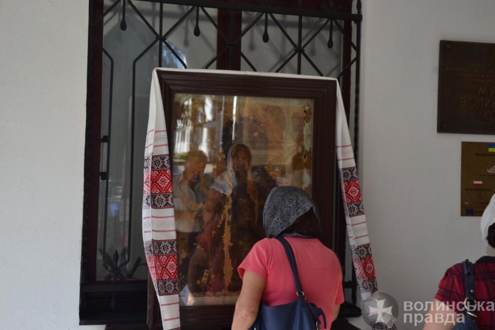 Паломництво до волинської ікони Пресвятої Богородиці