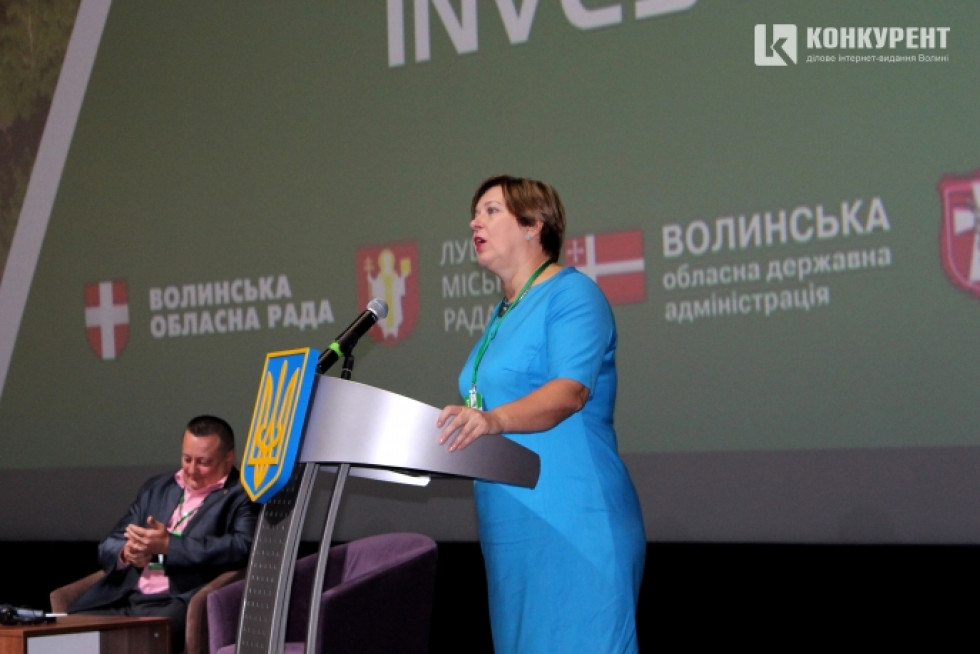 Голова Державної регуляторної служби України Ксенія Ляпіна
