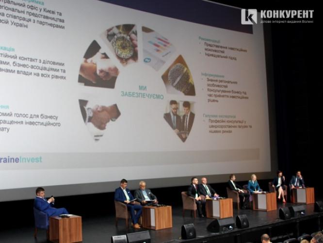 Інвестиційний бізнес-форум «Волинь-Інвест 2018»