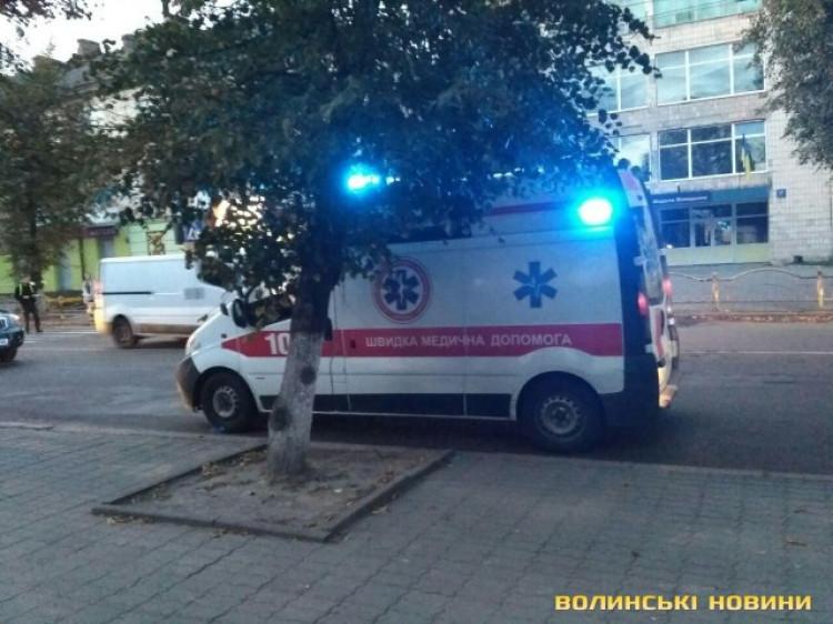 ДТП у Луцьку