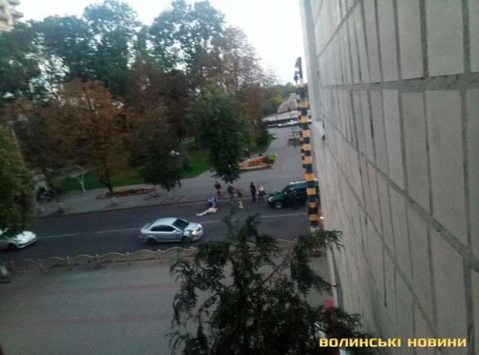 Володимир Лис отримав значні переломи