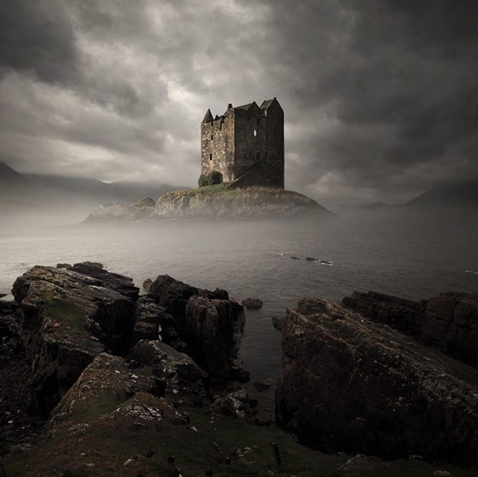 Замок Сталкер, Шотландія.
