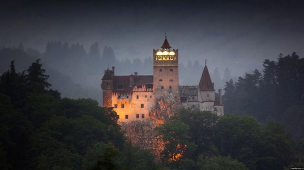 Замок Бран, Румунія.