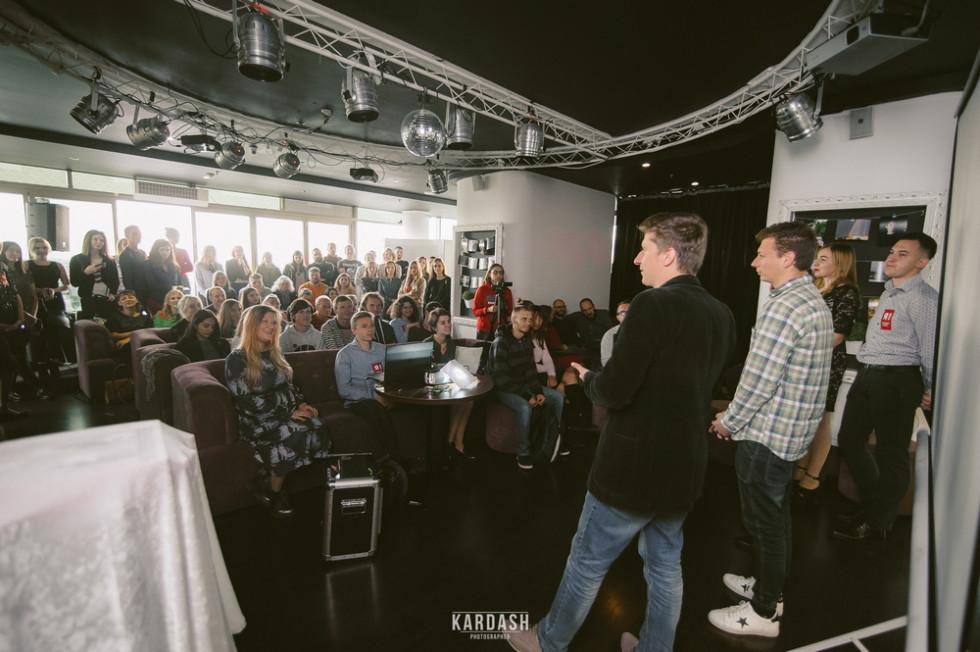 Презентація журналу «Зараз» у Луцьку