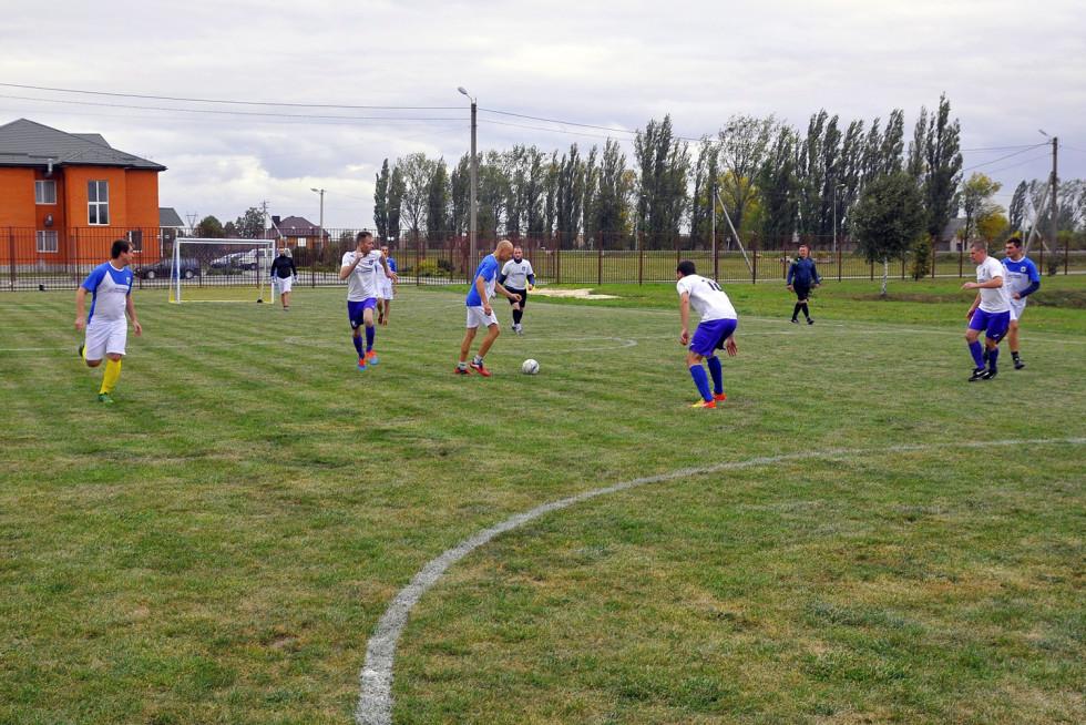 Спортивне свято в Боратині, організоване «Кромбергом»