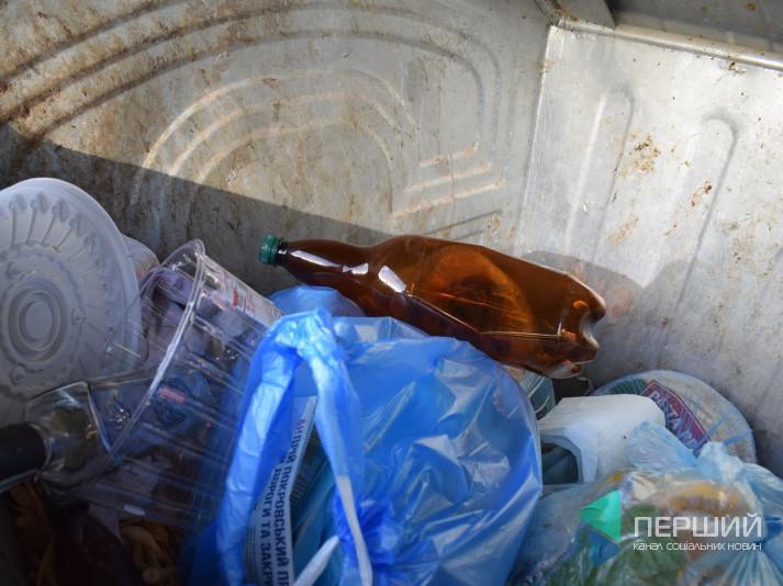 Частина лучан ігноруєроздільний збор сміття