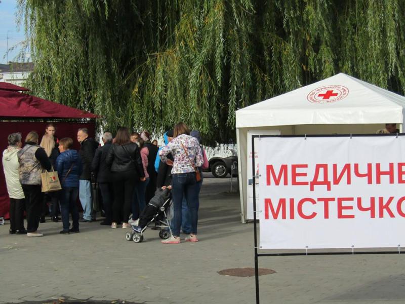Медичне містечко в Луцьку