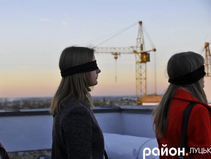 На даху «Супернови»