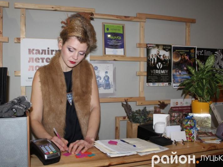Марина Ткачова – власниця Innerspace