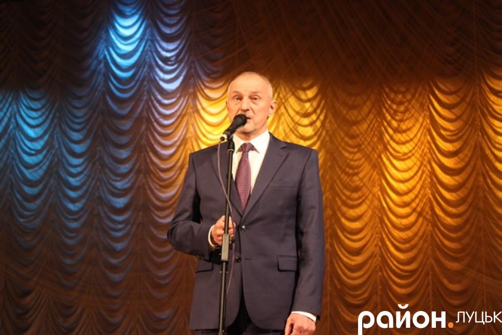 Очільник Волинської ОДА Олександра Савченка
