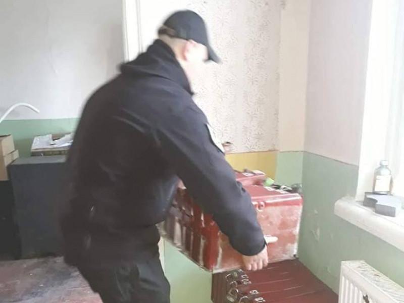Повернення викраденого майна