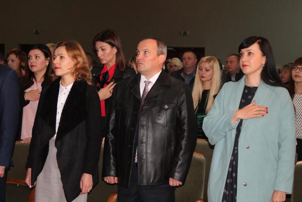 У Луцьку з професійним святом привітали юристів Волині