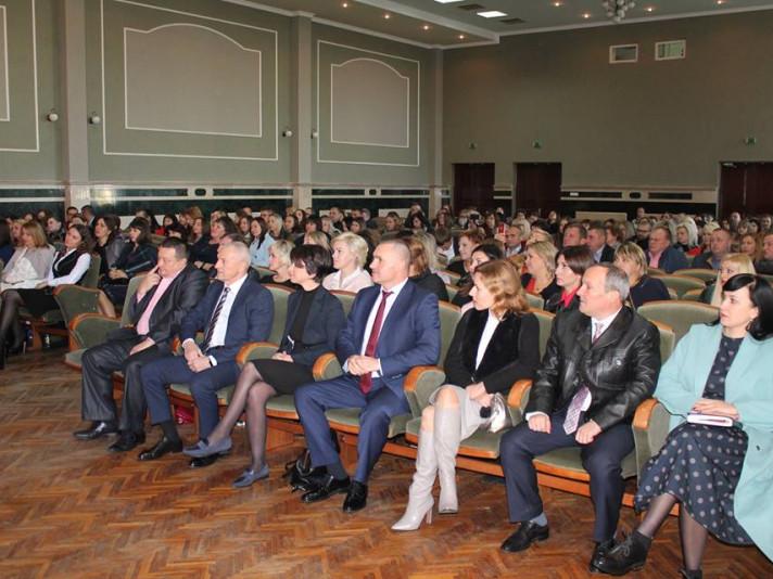 У Луцьку з професійним святом привітали юристів
