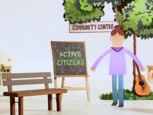 Тренінг програми «Активні громадяни»